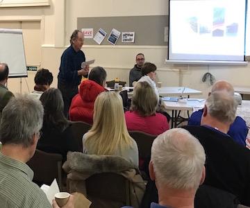 Save Bennachie Meeting Thursday 24 November 2016