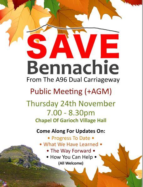 Save Bennachie