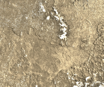 Aerial View Peat