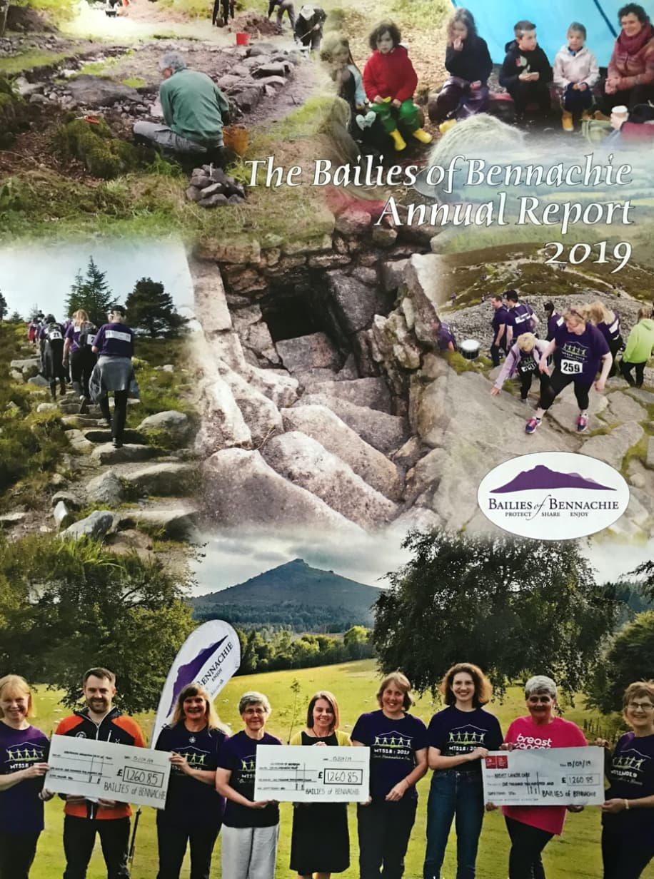 Bailies of Bennachie 2019 Annual Report