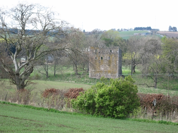 Balquhain Castle