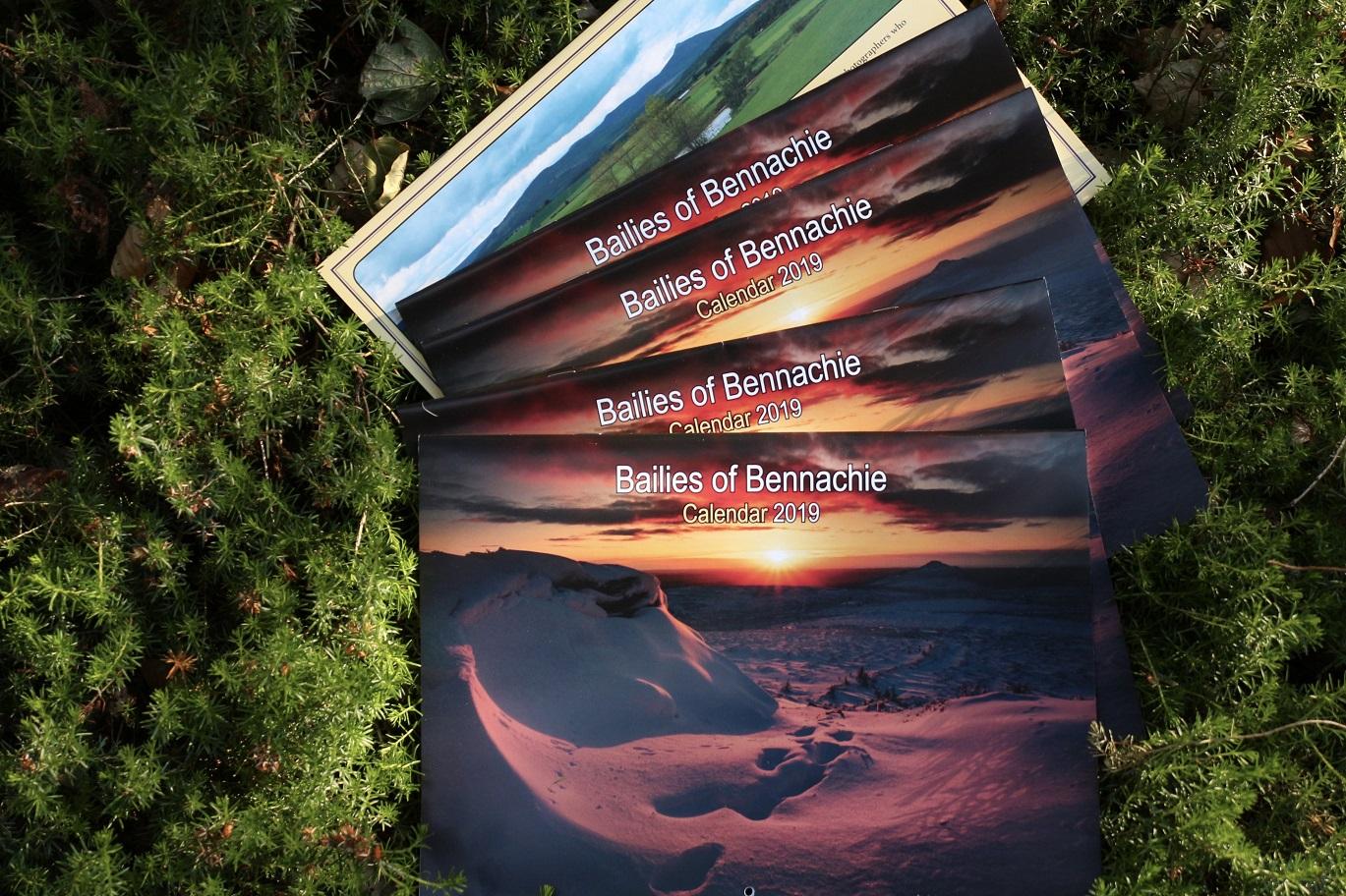 Bailies of Bennachie 2019 Calendar