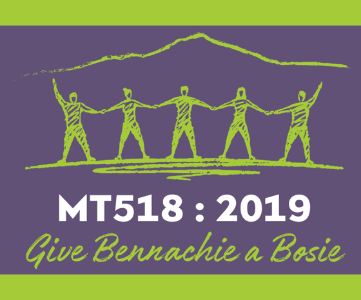 Bennachie Bosie 2019 Project